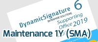 DynamicSignature Maintenance 1Y